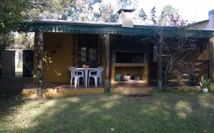 CASA QUINTA- C. del Uruguay