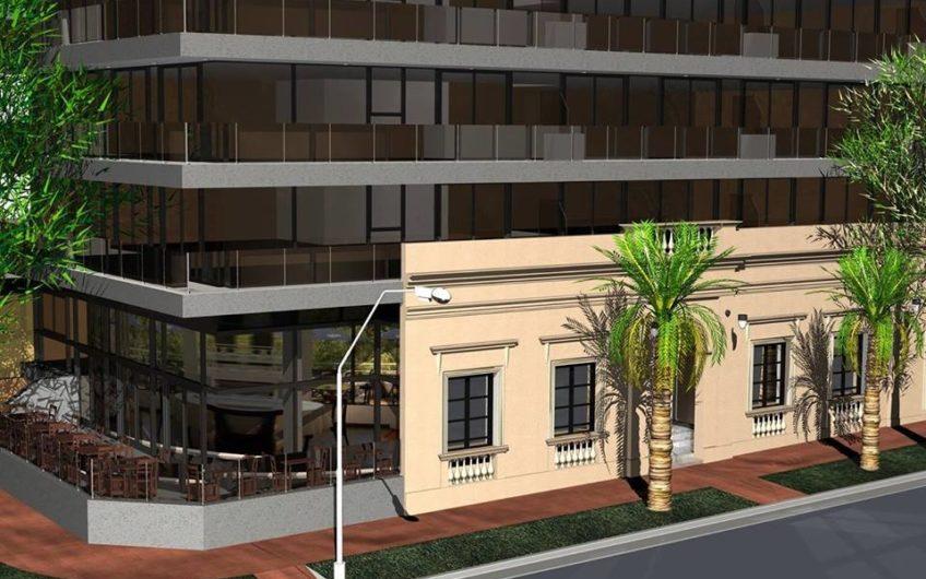 Edificio Zona Puerto.
